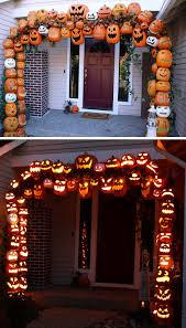 diy illuminated pumpkin arch tutorial from don morin 30 foam