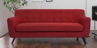 Rust Sofa Rust Colored Sofa Sofa Remorse Living With A Dark Sofa Sofa