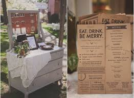 vintage wedding programs rustic wedding programs beautiful top 10 vintage weddings from