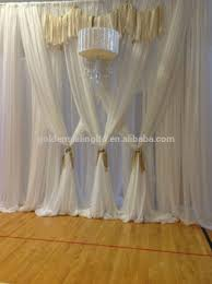 wedding backdrop buy used wedding backdrop stand pipe and drape system for sale buy