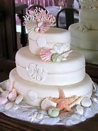 theme wedding cakes pictures of seashell wedding cakes for a wedding theme