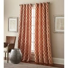 Burnt Orange Curtains Sale Buy Rust Curtains From Bed Bath U0026 Beyond