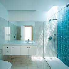 Paint Bathroom Tile by 37 Small Blue Bathroom Tiles Ideas And Pictures
