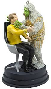 hallmark keepsake trek 50th anniversary gold