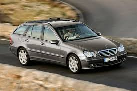 second mercedes c class mercedes c class estate 2001 2008 used car review car