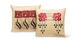 craftsman pillow kits arts u0026 crafts homes and the revival