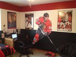 Best Kids Room Images On Pinterest Hockey Bedroom Bedroom - Boys hockey bedroom ideas