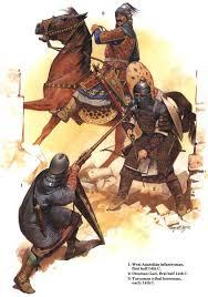 Byzantine Ottoman Ottoman Advance Towards Byzantine 14th Century Weapons And Warfare
