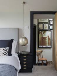 Black And White Bedroom Teenage Black Teen Bedroom Houzz