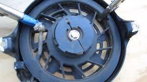 snapper lawn mower starter and starter cover rivet