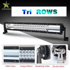 Brightest Led Light Bar by Super Bright 42inch 744w Auto Parts 4 4 Quad Row Jeep Offroad