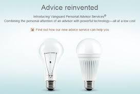 Vanguard Lighting Vanguard Personal Advisor Services Talk To A Human Advisor The
