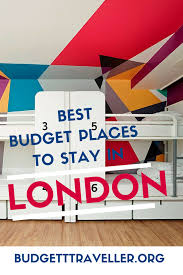 10 of my favourite budget places to stay in london