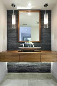 wall mounted bathroom lights modern wall mounted vanities double pendant modern bathroom lighting