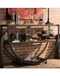 mercury demilune sofa table on sale now 24 off mercury row goodlow console table