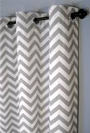 Nursery Curtains Blackout by Best 25 Grey Chevron Curtains Ideas On Pinterest Kids Room