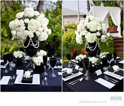 Black And White Centerpieces For Weddings by 81 Best Black U0026 White Wedding Ideas With Lilies And Roses Images