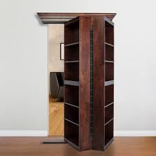 Secret Door Bookcase 48