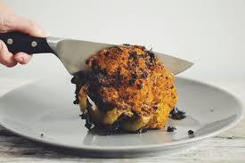 vegan cauliflower arancini for food