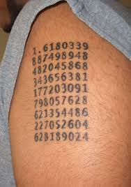 55 amazing math tattoos and science tattoos maths tats designbump