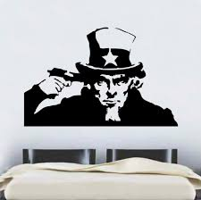 products archive www banksywallstickers com banksy uncle sam
