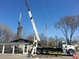 crane service tree service livonia michigan arbor man llc