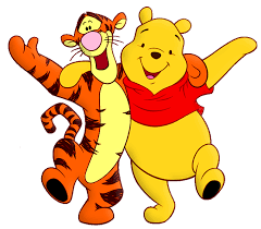 winnie pooh tiger cartoon png free clipart gallery
