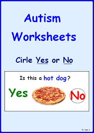 worksheets for special education students worksheets