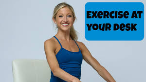Office Desk Workout by Exercise At Your Desk Seated Office Workout For Energy Youtube