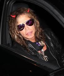 steven tyler halloween mask steven tyler photos photos celebrities at kate hudson u0027s