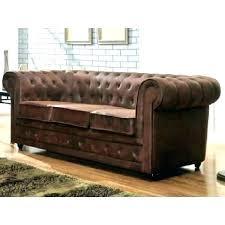 canapé convertible cuir vieilli fauteuil imitation cuir vieilli canape convertible aspect cuir