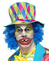 Psycho Clown Bite Halloween Costume Accessories Horror Shop