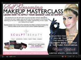 makeup courses nyc sculpt beauty self grooming one day makeup course