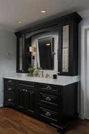 Black Bathroom Storage Tower by Bathroom Linen Tower Foter