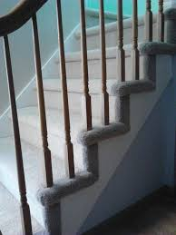 style carpet stairs recently installed by precision