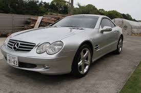 mercedes auctions 2002 mercedes sl500 direct from auto trader imports for