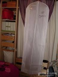 housse pour robe de mari e housse graine de coton dépôt vente location robes de mariée
