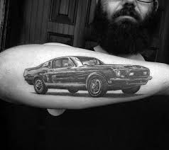 mustang designs 40 mustang designs for sports car ink ideas
