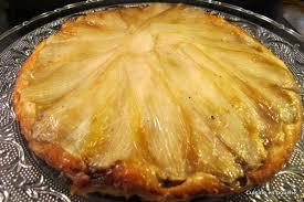 cuisine en bouche tarte tatin aux endives le de cuisine en bouche