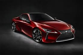 lexus lf lc sports coupe 2016 naias stylish sporty lexus lc 500 luxury coupe breaks cover