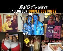 Halloween Costumes Couples Worst Awkward Couples Halloween Costumes