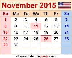 thanksgiving blank calendar 8 x 11 0 thanksgiving