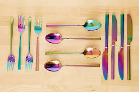 Cool Flatware by We U0027re Loving These Unique Flatware Sets Simplemost