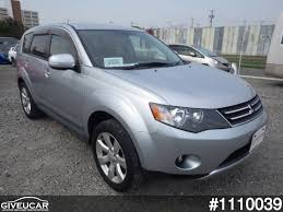 mitsubishi japan used mitsubishi outlander from japan car exporter 1110039 giveucar