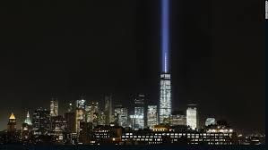 9 11 Memorial Lights 9 11 Anniversary America Remembers Tragic Day Cnn