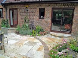 Garden Patios Ideas Spectacular Inspiration Patio Garden Design Plain Ideas Lovely