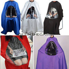 hairdresser capes trendy salon styling capes gowns ebay