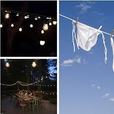 string light suspension kit senmit globe string light suspension kit outdoor light guide wire
