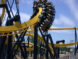 Bizarro Six Flags Great Adventure Six Flags Great Adventure Top 8 Coasters Playbuzz