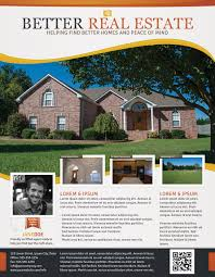 Microsoft Real Estate Flyer Templates by Realtor Flyer Templates 15 Real Estate Flyer Templates For Sample